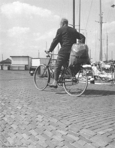 L'Homme en bicyclette